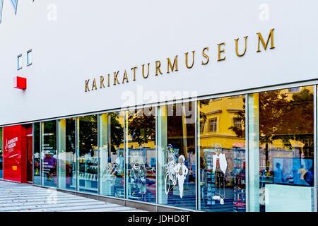 Karikaturmuseum Krems, Wachau, Niederösterreich; musée de la caricature, Krems, Wachau Autriche