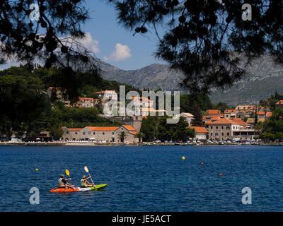 Cavtat Croatie