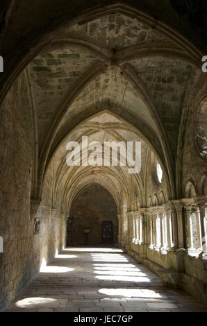 L'Europe, la France, l'abbaye Sainte-Marie de Fontfroide, Banque D'Images