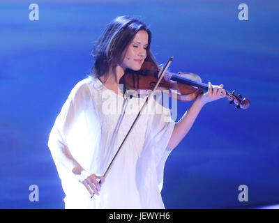 Singer Franziska Wiese
