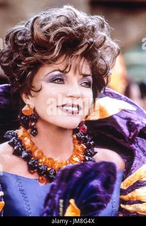 Le flintstones in viva rock vegas, Joan Collins, 2000 Banque D'Images
