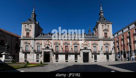 Casa de la villa Madrid Banque D'Images