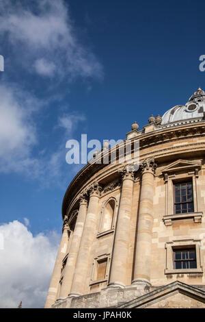 Radcliffe Camera, partie de la Bodleian Library, University, Oxford, Oxfordshire, Angleterre, Grande-Bretagne Banque D'Images
