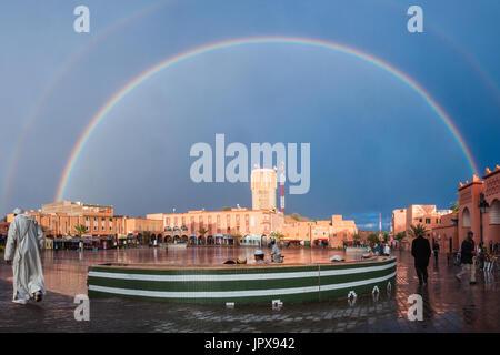 Rainbow à Ouarzazate