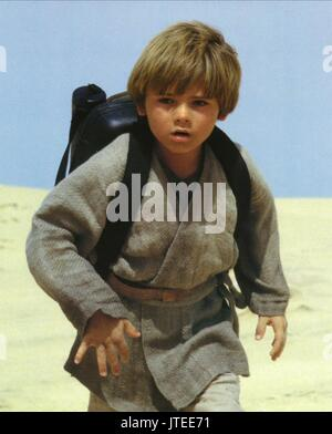 JAKE LLOYD Star Wars : Episode I - LA MENACE FANTÔME (1999) Banque D'Images