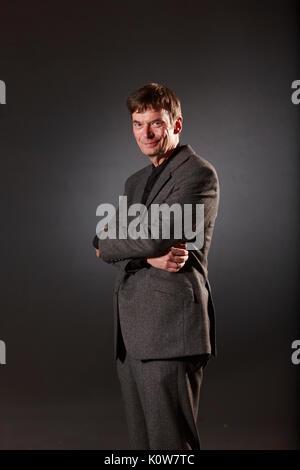 Édimbourg, Écosse 25 août. Jour 14 Edinburgh International Book Festival. Photo: Ian Rankin, écrivain écossais, plus connu pour ses romans de l'inspecteur rebus. Credit: Pako Mera/Alamy Live News
