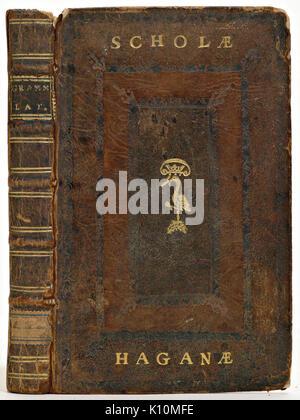 Van gemarmerd kalfsleer bande deels KONB12 1772 F5 Banque D'Images