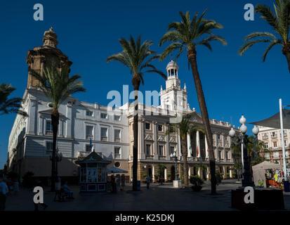 Hôtel de ville de Cadix, Espagne