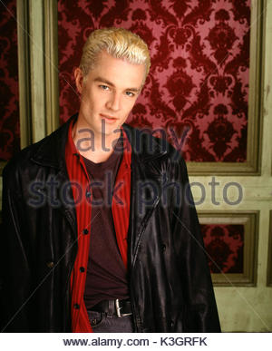 BUFFY the Vampire Slayer JAMES MARSTERS Spike que Buffy the Vampire Slayer James Marsters comme Spike Banque D'Images