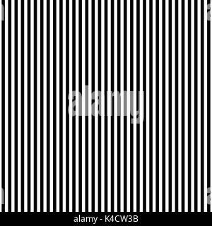 Noir et blanc dense vertical lines. transparente géométrique Banque D'Images