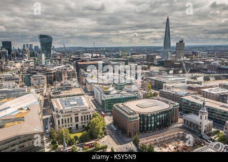 Le shard london Banque D'Images