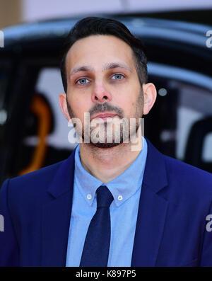 Dynamo assister à la première mondiale de kingsman: le cercle d'or, au cineworld à Leicester Square, à Londres. Banque D'Images