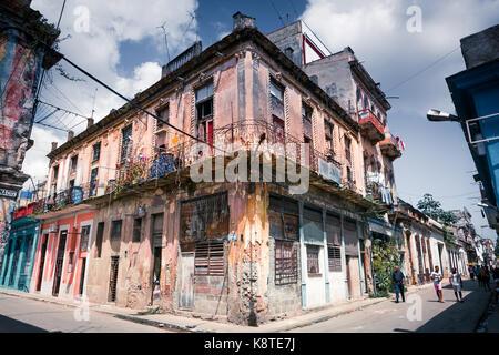La Havane, Cuba Banque D'Images