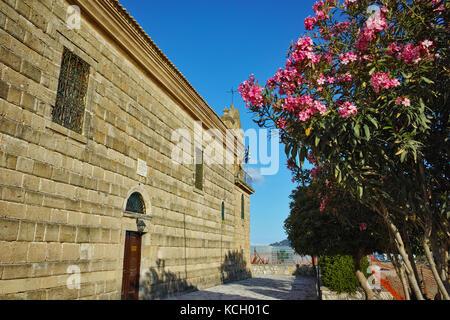 Eglise d'agios Nikolaos ville de Zakynthos, Grèce Banque D'Images