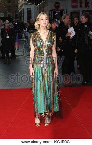 Londres, Royaume-Uni. 5Th oct, 2017 L'actrice carey mulligan. assiste à la Banque royale du Canada gala & première Banque D'Images