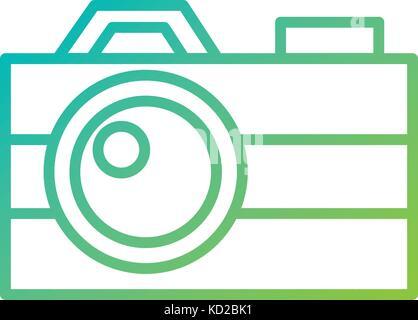 Appareil photographique objectif de bouton flash médias sociaux Banque D'Images