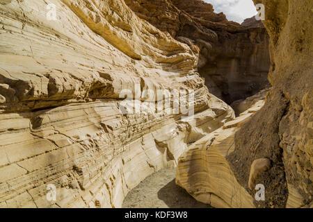 Mosaic canyon, la vallée de la mort Banque D'Images