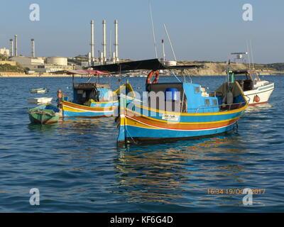 Malte Banque D'Images