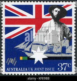 Timbre-poste - Australie