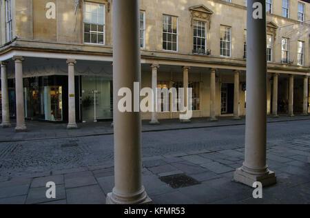 Baignoire, North East Somerset, Royaume-Uni Banque D'Images