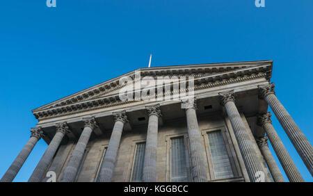 Birminghamm, uk - Octobre 3rd, 2017: birmingham town hall Banque D'Images