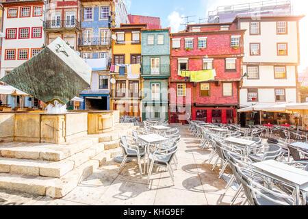 La ville de Porto au Portugal Banque D'Images