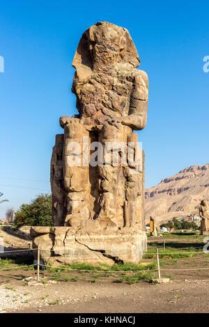 Egypte temple de Louxor, Karnak, Edfou et Komombo Banque D'Images