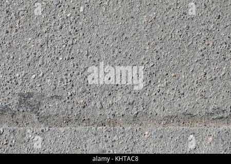 La texture du béton. l'asphalte fond. surface de la route. texture o Banque D'Images