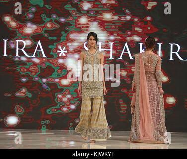 Le Pakistan Fashion Week 2017 à l'hôtel Hilton