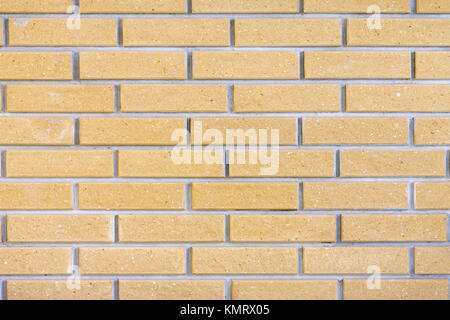 Brick wall background close-up. Banque D'Images