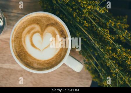 Tasse à café Banque D'Images