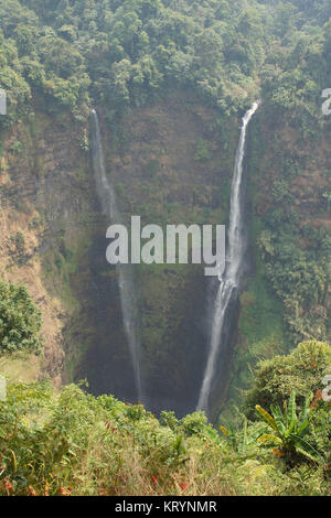 Tad Fane Wasserfall, Laos, Asie