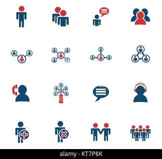 Community icon set