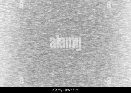 La tôle aluminium argenté motif de fond texture. Banque D'Images