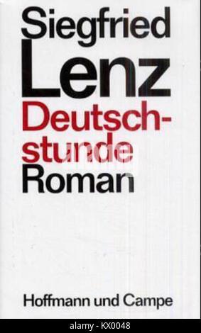 Siegfried Lenz, Deutschstunde 1968
