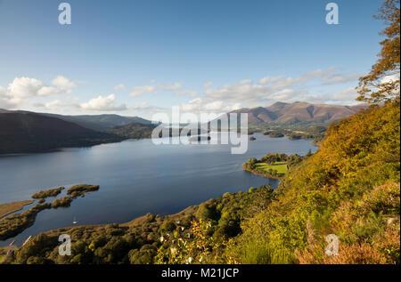 Voir Surprise, Lake District UK Banque D'Images