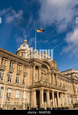 Des scènes de la ville de Birmingham, UK Banque D'Images