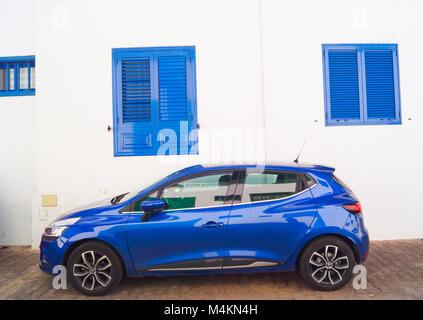 La correspondance des couleurs Renault avec windows Banque D'Images
