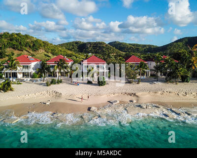 Galley Bay Beach Resort and Spa, Antigua Banque D'Images