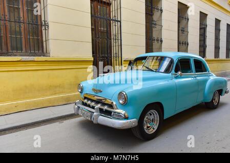 Voiture américaine, Habana Vieja