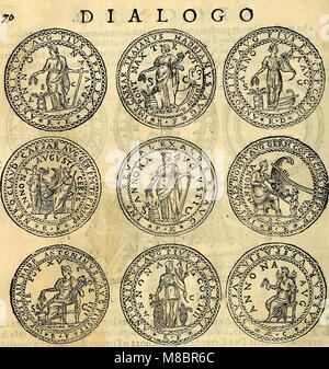 Dialoghi di don Antonio Agostini archivescovo di Taracona, intorno alle medaglie, inscrittioni, et altre antichità (1625) (14564146569)