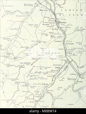 Dictionnaire géographique de la Suisse, publié sous les auspices de la Société neuchâteloise de géographie, et sous la direction de Charles Knapp, Maurice Borel, cartographe, et de C. Att 0155