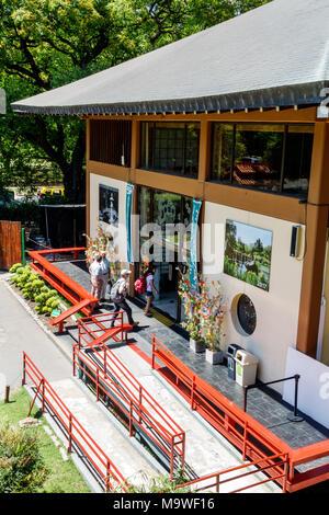 Argentine, Buenos Aires, Recoleta, jardin japonais, jardin japonais, botanique, centre culturel, entrée, visite touristique Voyage Voyage Voyage