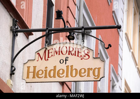 Jesuitenkomplex, Heidelberg, Bade-Wurtemberg, Allemagne Banque D'Images