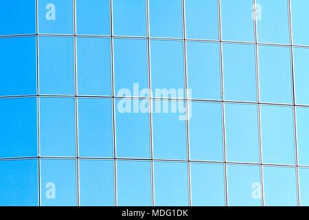 Fenêtres de l'immeuble, la banque? Banque D'Images