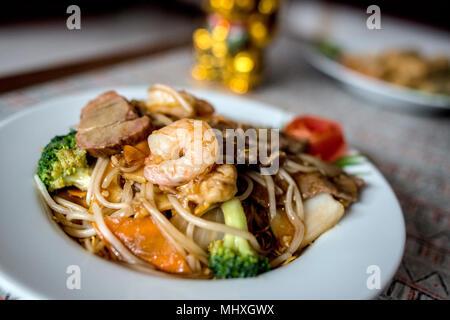 Cuisine chinoise Banque D'Images