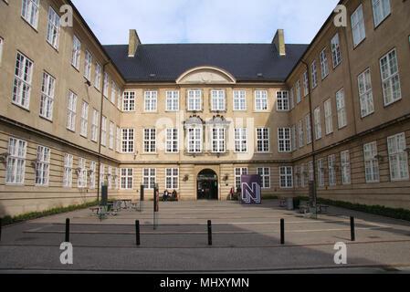 Danemark Copenhague - 3 mai 2018: Le Musée National du Danemark à Copenhague, le Danemark est le plus important et le plus grand musée historique et culturel com