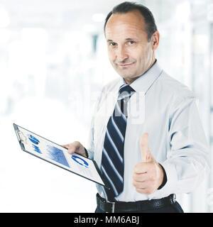 Concept d'augmentation. incomeAccounting investisseur le financ Banque D'Images