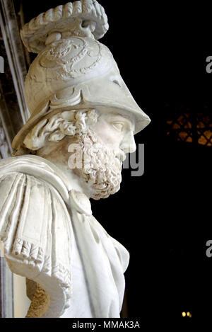 Buste de Cosme de Médicis, Grand-duc de Toscane Banque D'Images