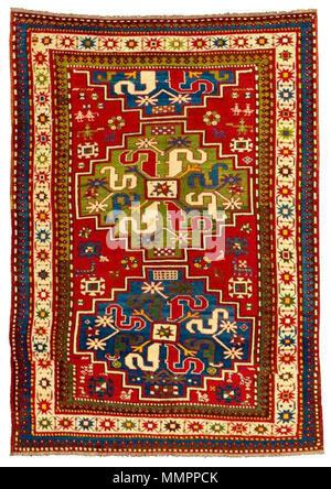 Anglais Tapis Vishapagorg Dragon Armenien 229x129 1900